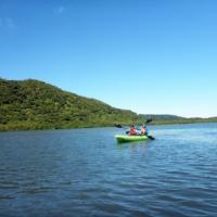 ファミリーさんとの西表島にこにこツアー カヌー&バラス島~♪